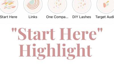 "Highlights ""Start Here"""